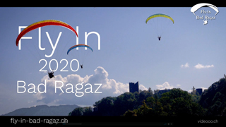 3. Fly-In RW30 Flugplatz Bad Ragaz 2020