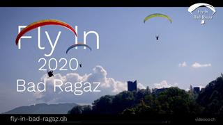 3. Fly-In RW30 Flugplatz Bad Ragaz 2020